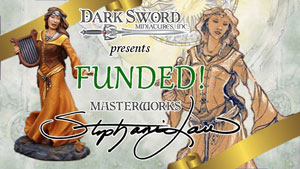 Check out our new Stephanie Law Masterworks Kickstarter Project!